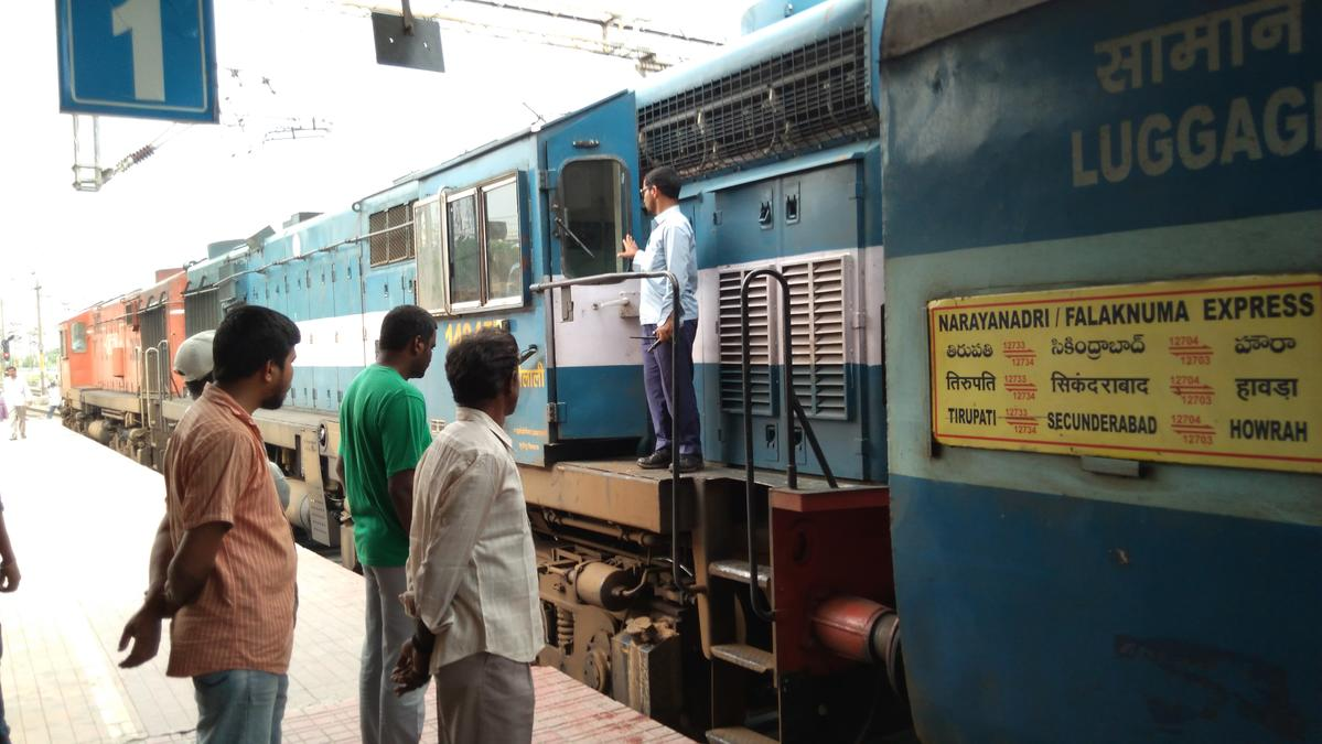QUORA Falaknuma expresses 12704 timetable and schedule