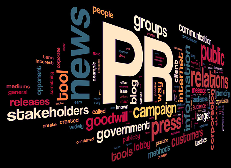 Public Relations Agency: Helping you to promote your brand to a bigger audience