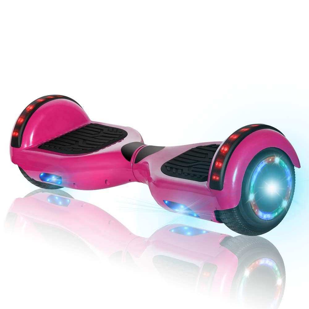 Best Bluetooth Hoverboards with Led Lights