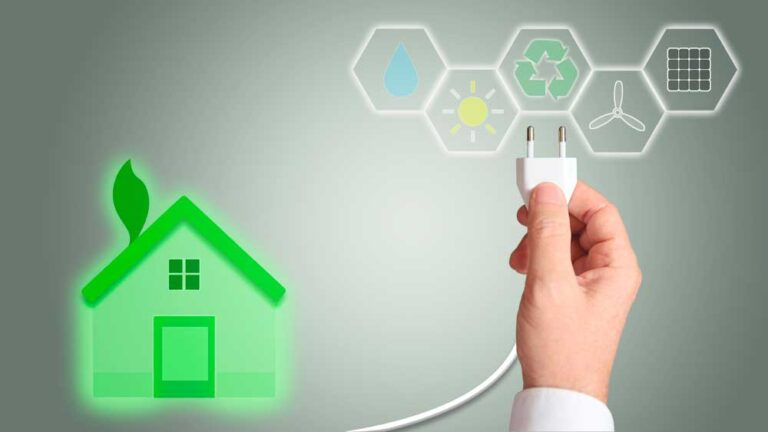 Energy-Efficient Ways for a Smart Home