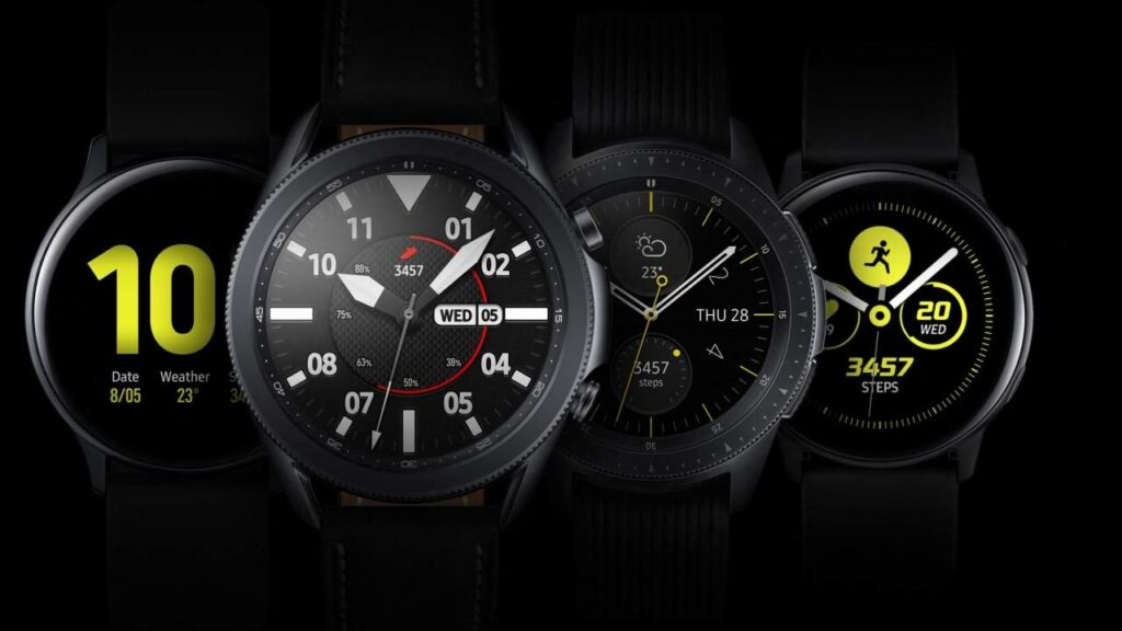 Galaxy Watch with Tizen will have three years updates