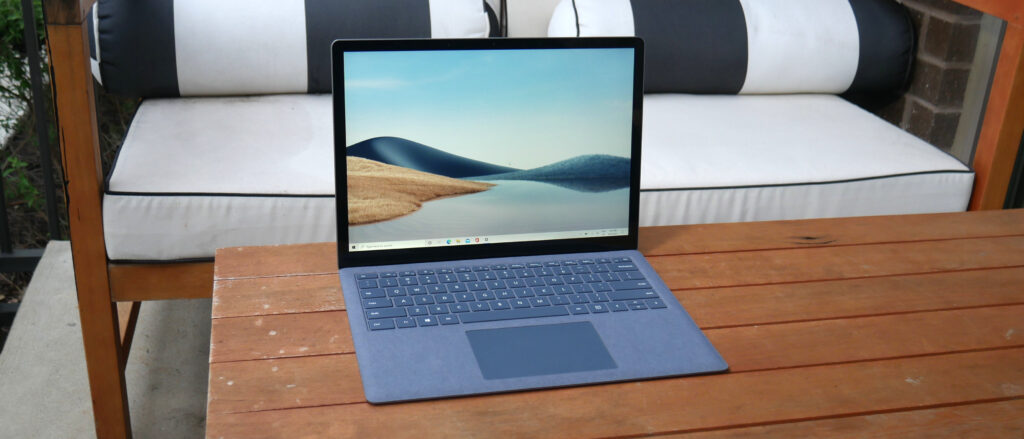 Microsoft surface laptop 4 (13 inches)