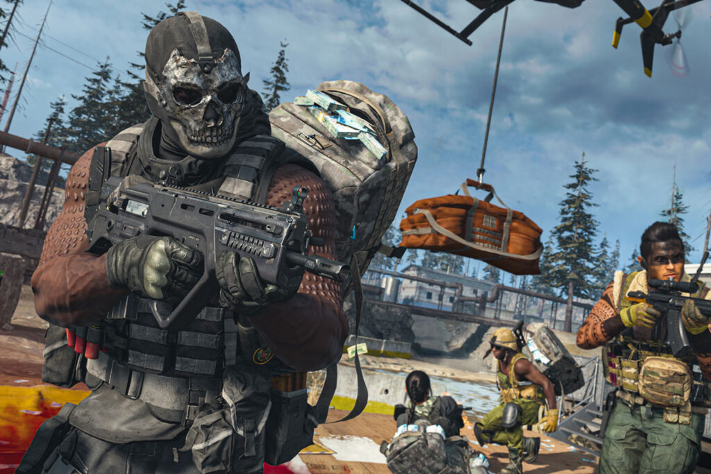 Call of Duty: Warzone has banned a staggering number of cheats