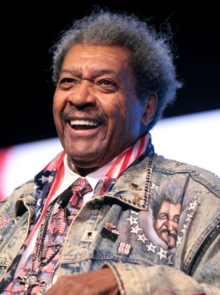 Don King's Net Worth 2020