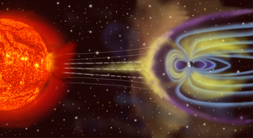 An increase in solar storms could mean disturbances for power grids and satellites