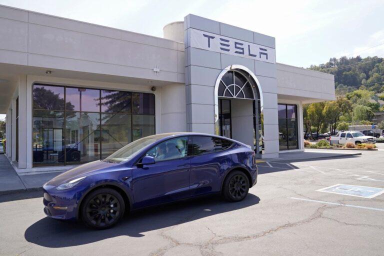 California DMV Survey of the Claims of Autonomous Capacity of Tesla