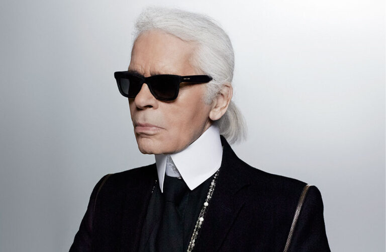 Karl Lagerfeld Net at the time of his death