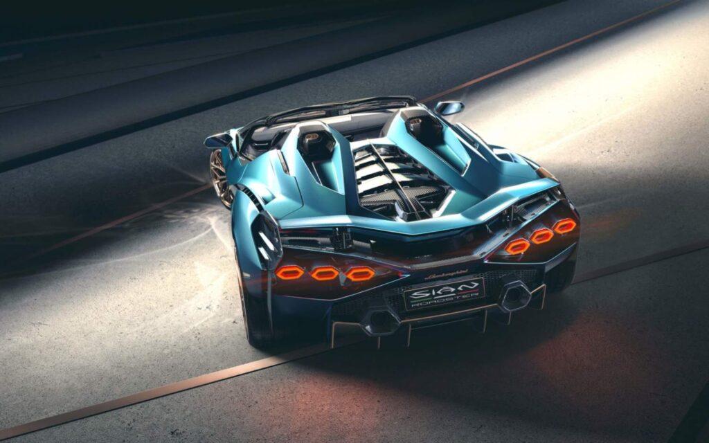 Lamborghini EV Roadmap Revealed: Raging Bull VA Electric