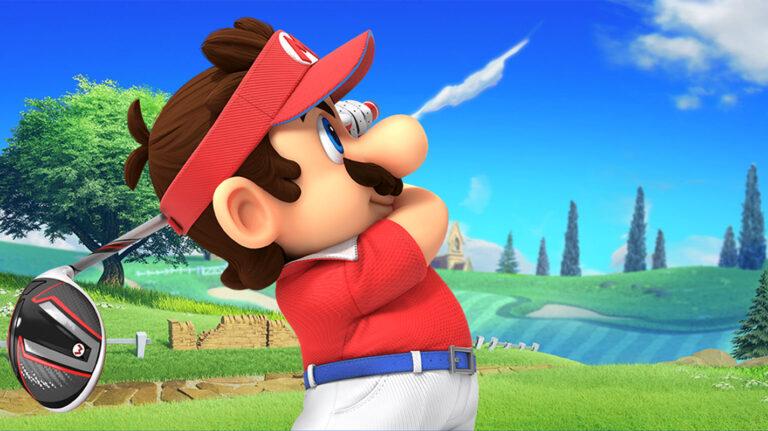New Mario Golf: Super Rush trailer prepares us to hit the links