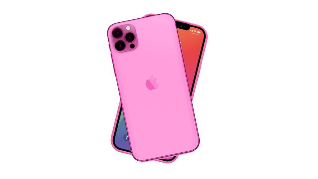 An iPhone 13 pink could leave Apple shock your eyes and your wallet