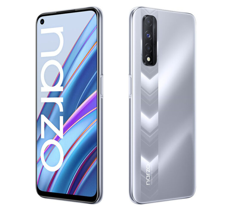 Realme Narzo 30 with 90Hz display, 30W fast loading announced