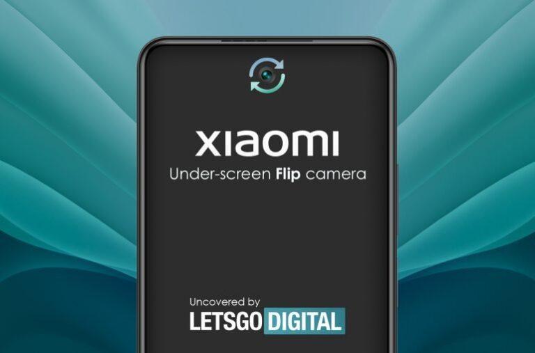 Xiaomi Brevet shows a modular phone camera system